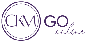 CKM GO! Logo