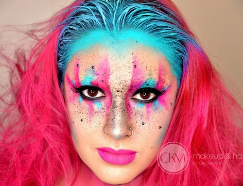 Maquillaje Artistico para Adultos