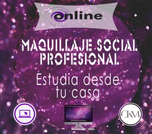 Curso de maquillaje social profesional live online