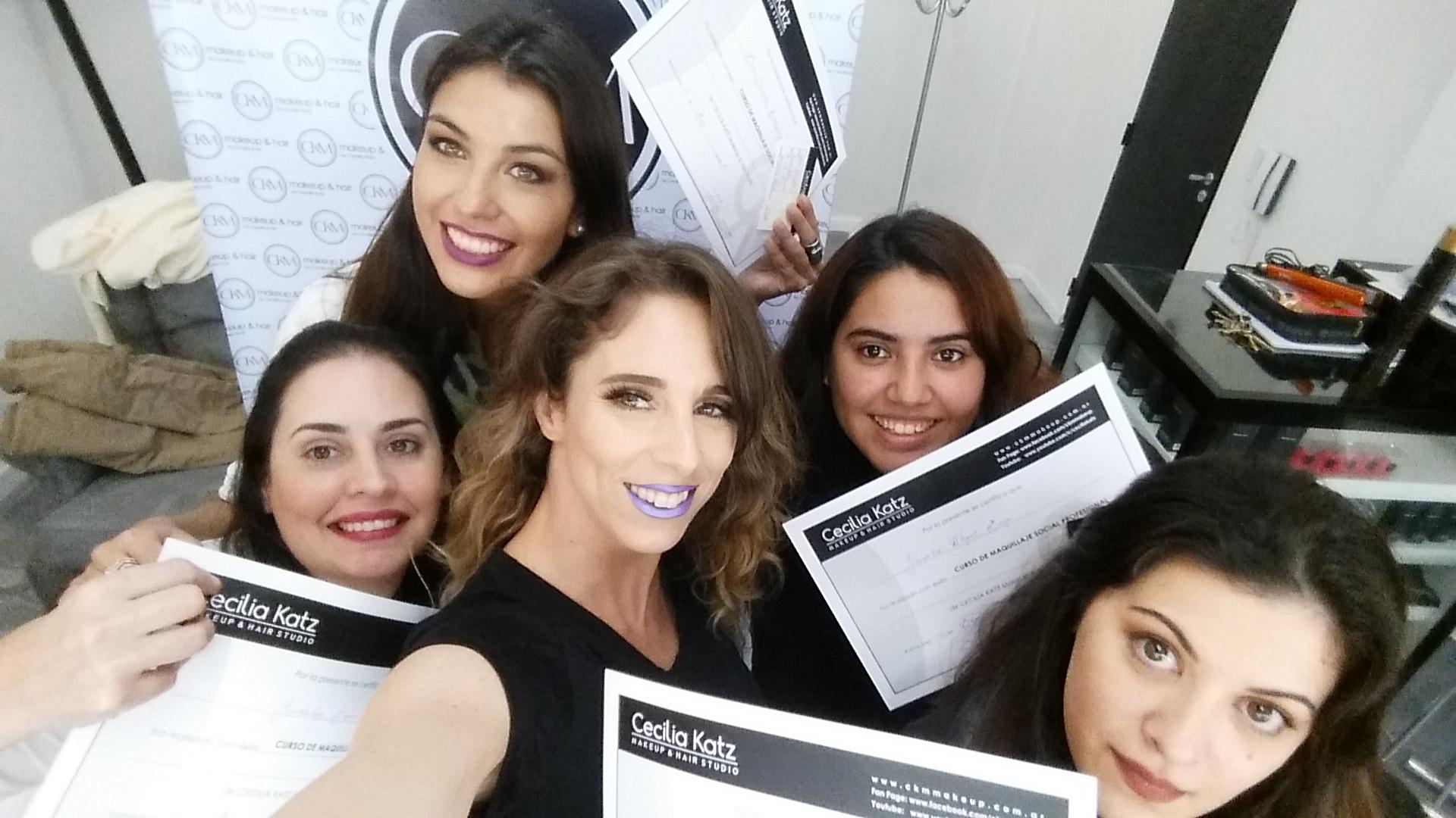59c9d6f37 Inscripción al Curso de maquillaje social profesional intensivo - CkmMakeup