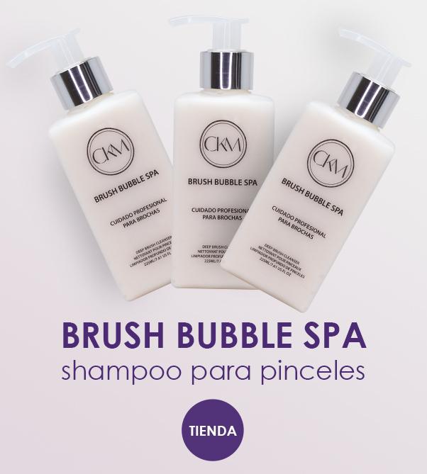 Ckm Brush bubble spa shampoo para brochas